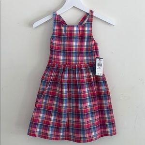 Polo Ralph Lauren Plaid Dress